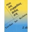 Vzrůst ke Kristu 2. díl - PhDr. Jan Ev. Urban OFM