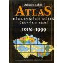 Atlas církevních dějin - Zdeněk Boháč