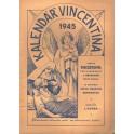 Kalendář Vincentina 1945
