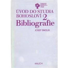 Bibliografie - Josef Smolík