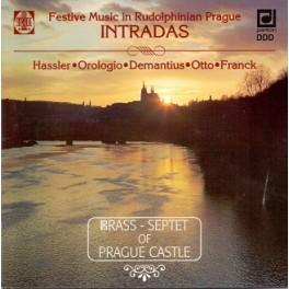Festive Music in Rudolphinian Prague INTRADAS