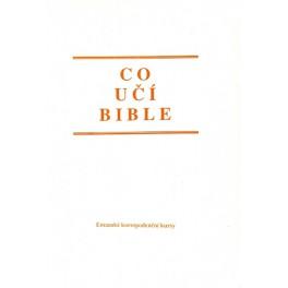 Co učí Bible