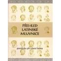 Přehled latinské mluvnice - PhDr. Eva Bilíková