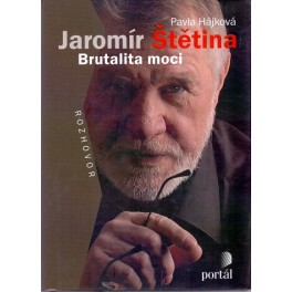 Brutalita moci - Jaromír Štětina