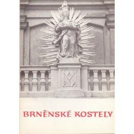 Brněnské kostely - Jiří Bílek (1988)