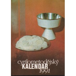 Cyrilometodějský kalendář 1991