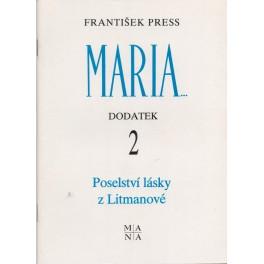 Maria... dodatek 2 - František Press