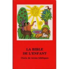 La Bible de l'enfant - Jakob Ecker