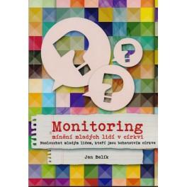 Monitoring, mínění mladých lidí v církvi - Jan Balík