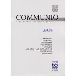 Communio 2012/4 - Umírání