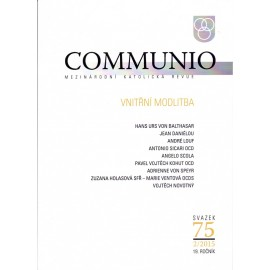 Communio 2015/2 - Vnitřní modlitba