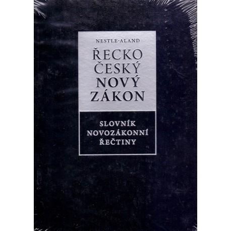 Řecko-český Nový zákon - Nestle-Aland