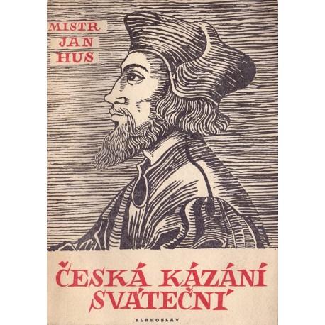 Česká kázání sváteční - Jan Hus