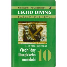 10 Všední dny liturgického mezidobí - Giorgio Zevini - Pier Giordano