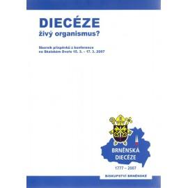 Diecéze - živý organismus?