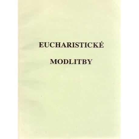 Eucharistické modlitby