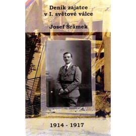 Deník zajatce v I. světové válce - Josef Šrámek