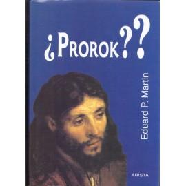 ?Prorok?? - Eduard. P. Matin
