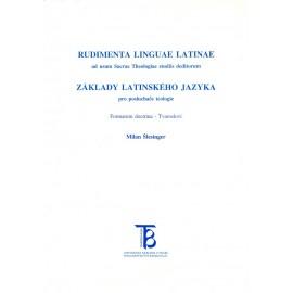 Základy latinského jazyka - Milan Šlesinger