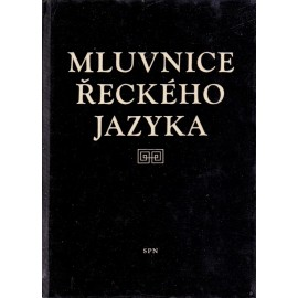 Mluvnice řeckého jazyka II. díl - Jindřich Niederle