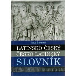 Latinsko-český čecko-latinský slovník - Silvia Šenková