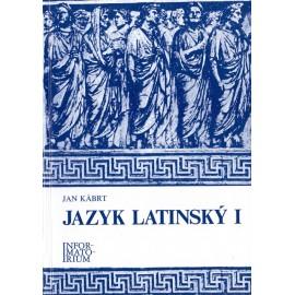 Jazyk latinský I - Jan Kábrt