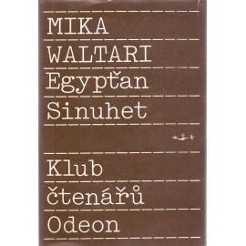 Egypťan Sinuhet - Mika Waltari (1989)