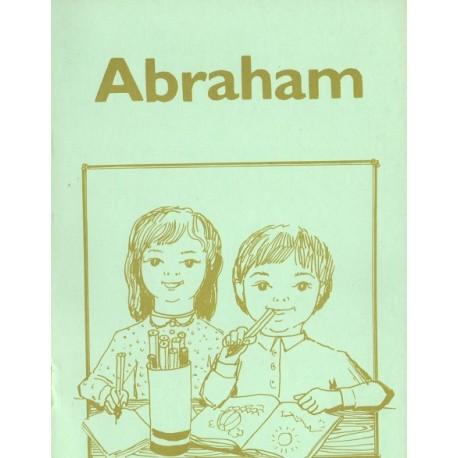Abraham - omalovánky