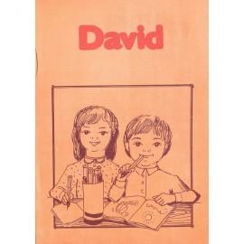 David - omalovánky
