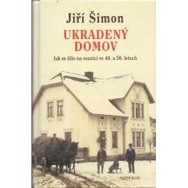 Ukradený domov - Jiří Šimon