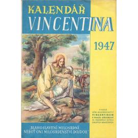 Kalendář Vincentina 1947