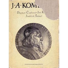 Jan Amos Komenský - život a dílo v dokumentech a v českém výtvarném umění
