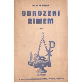 Obrození Římem - Dr. R. V. Hynek