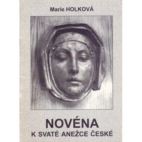 Novéna k svaté Anežce České - Marie Holková