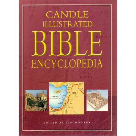 Candle illustrated Bible encyclopedia - Tim Dowley
