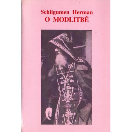 O modlitbě - Schiigumen Herman