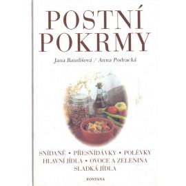 Postní pokrmy podle pravoslavné tradice - Jana Baudišová, Anna Podracká