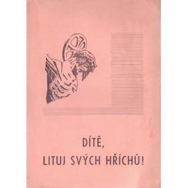 Dítě, lituj svých hříchů - Heinrich Stieglitz