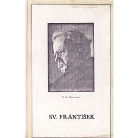 Sv. František z Assisi - G.K.Chesterton (váz.)