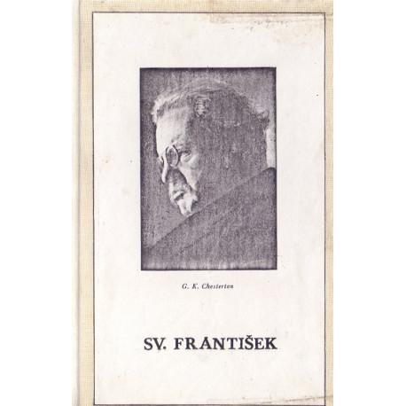Sv. František z Assisi - G.K.Chesterton