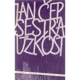 Sestra úzkost - Jan Čep (1993, brož.)