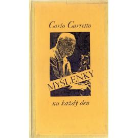 Myšlenky na každý den 1. a 2.díl - Carlo Carretto (váz.)