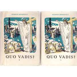 Quo vadis I. a II. díl - Henryk Sienkiewicz (1958 slovensky)