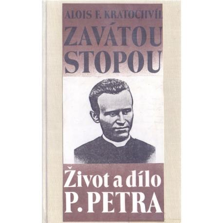 Zavátou stopou - Alois F. Kratochvíl