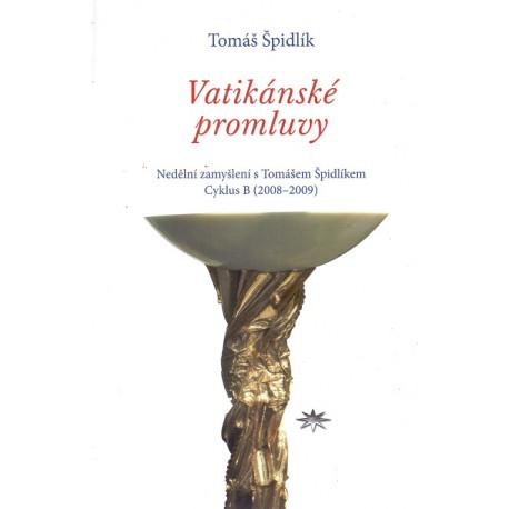 Vatikánské promluvy cyklus B (2008 - 2009) - Tomáš Špidlík
