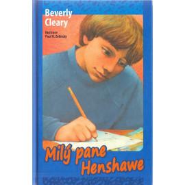 Milý pane Henshawe - Beverly Cleary