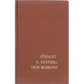 Věrnost k svatému Don Boskovi - P. Petr Ricaldone