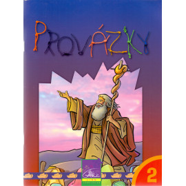 Provázky 2 - učebnice pro nejmenší školáky