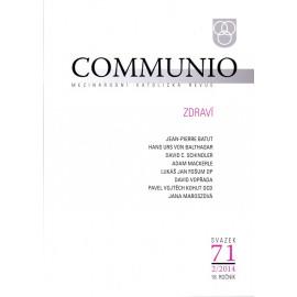 Communio 2014/2 - Zdraví