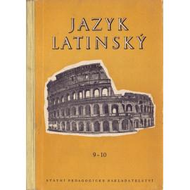 Jazyk latinský - Jan Kábrt, Pavel Kucharský, Zdeněk Tyl, August Wolf